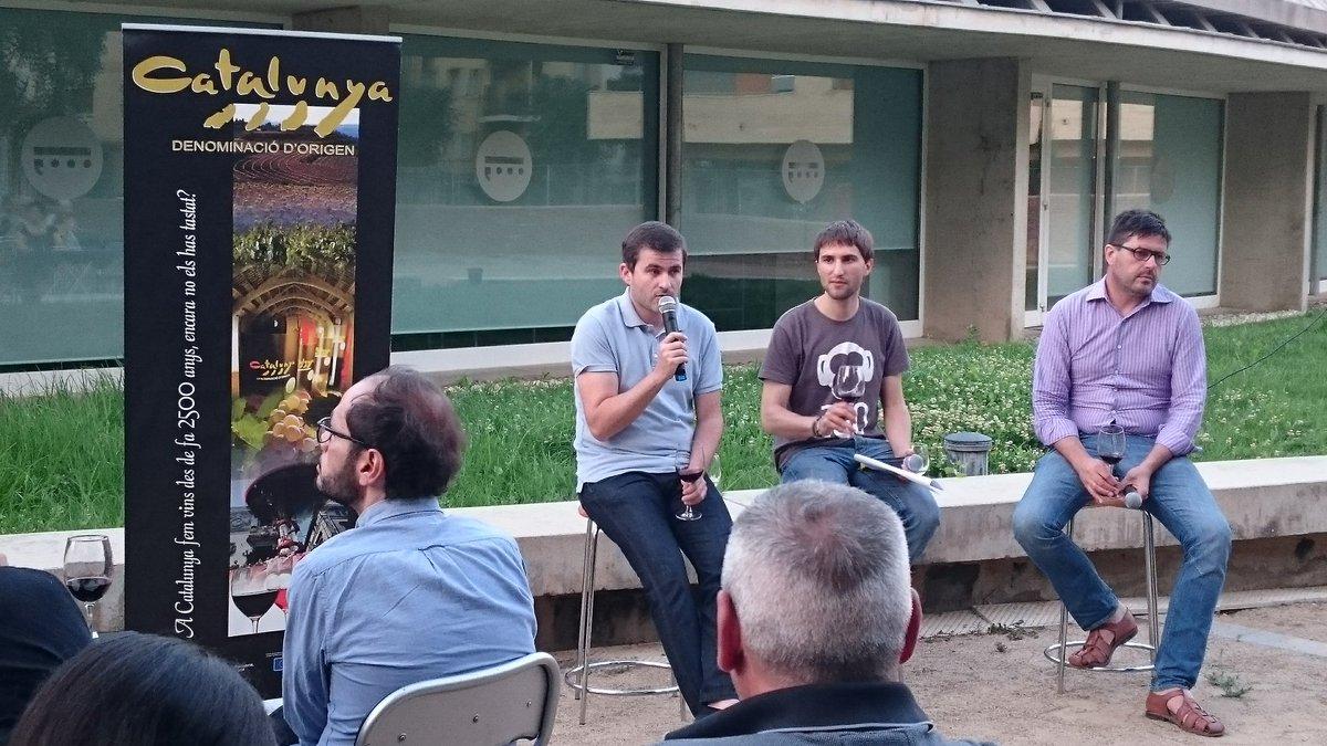 'Geogravia', un exemple d'acció de patrocini de la DO Catalunya