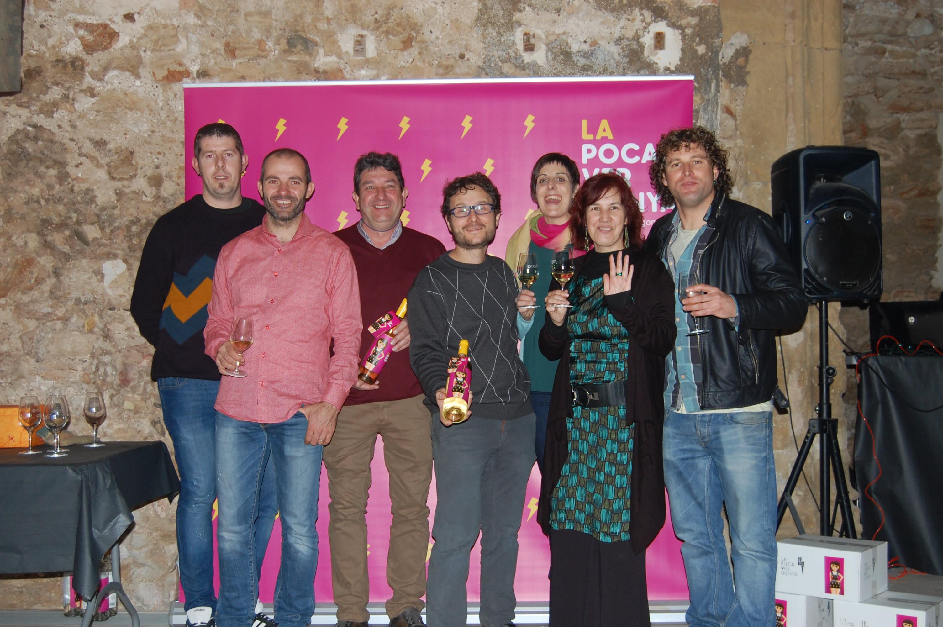 [:ca]Ja tenim aquí la segona anyada de la Pocavergonya, el vi més descarat de la Ribera d'Ebre[:es]Ya tenemos aquí la segunda añada de La Pocavergonya, el vino más descarado de la Ribera d'Ebre[:]