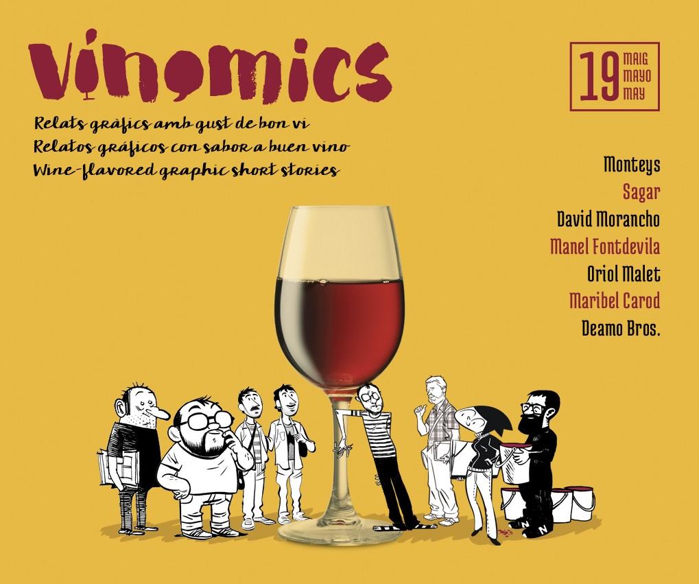 Vinòmics, eix principal de la campanya la Quinta de la DO Catalunya