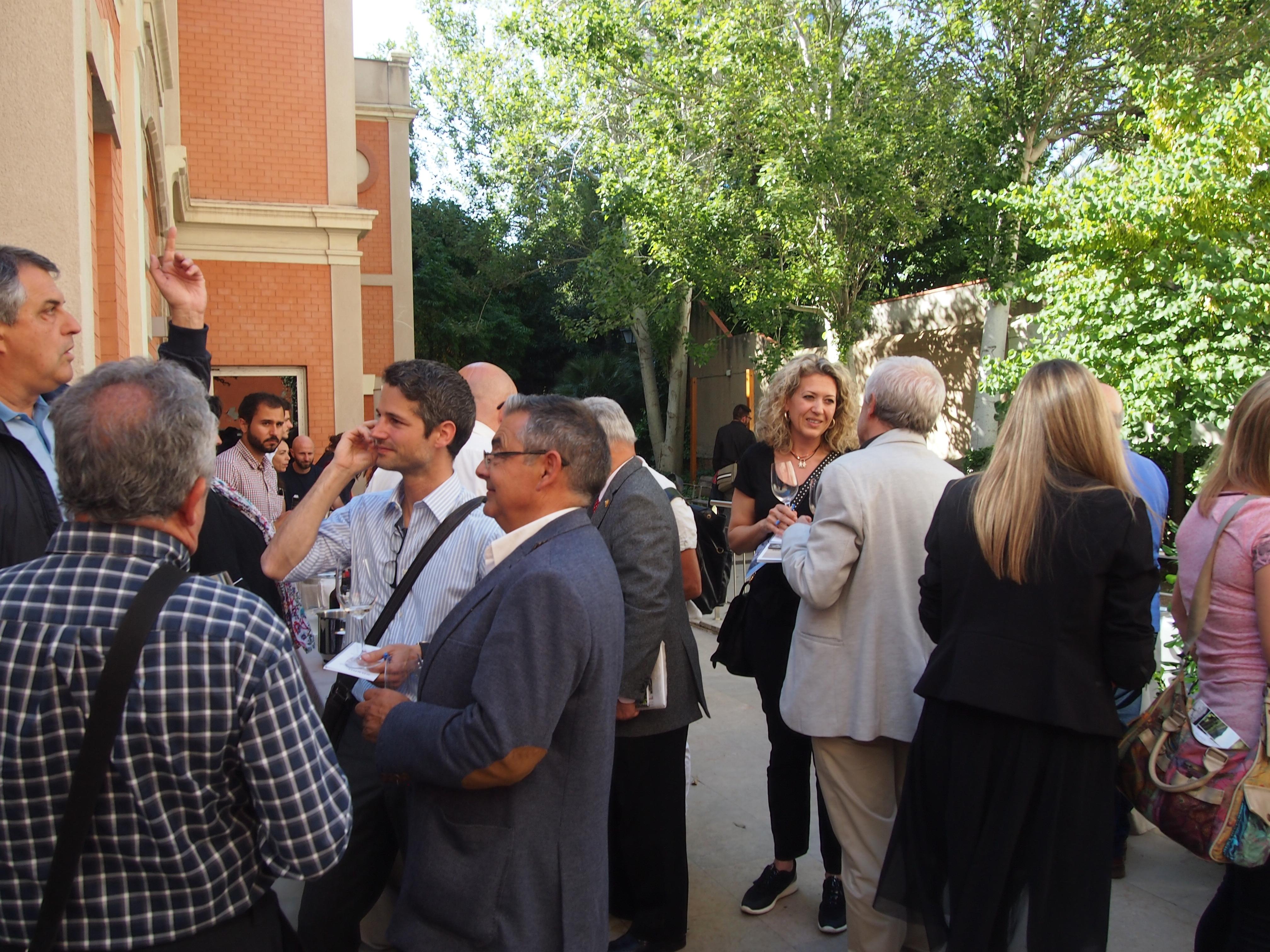 Més de 250 professionals tasten els vins DO Alella a Barcelona