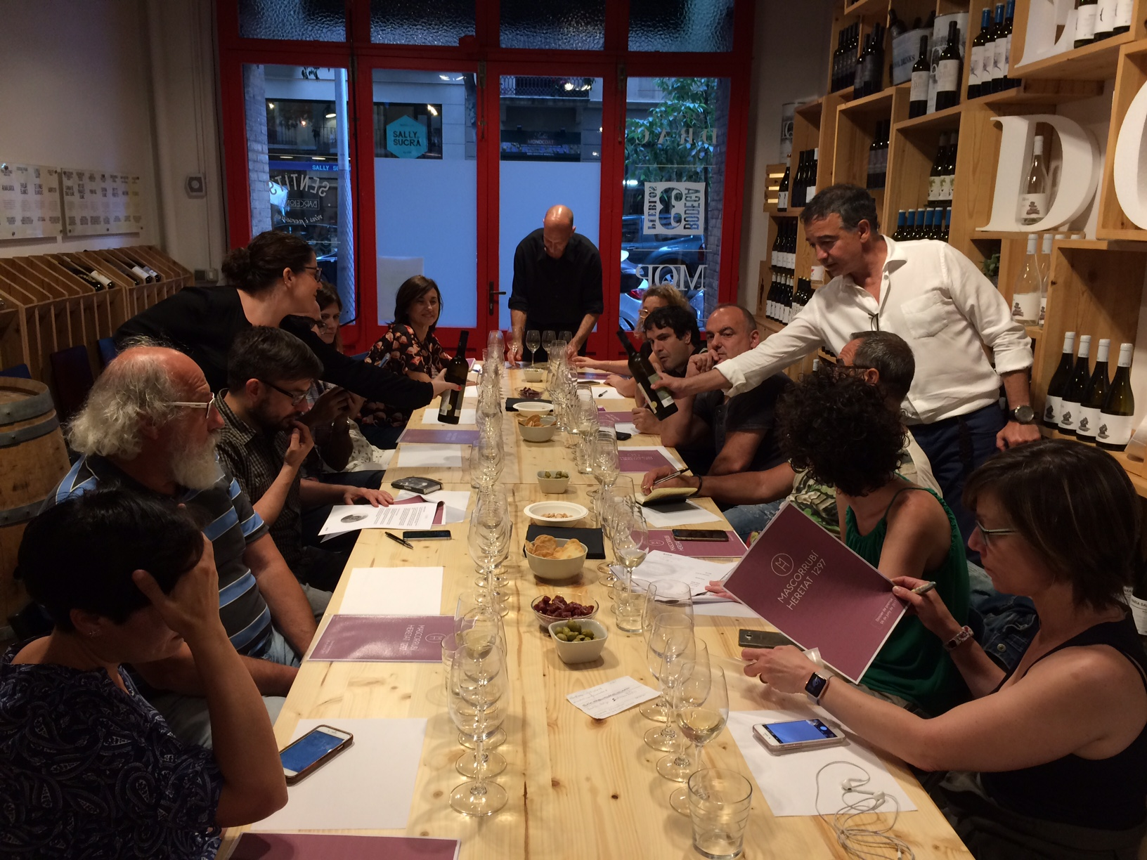 [:ca]Presentació dels vins de Heretat Mascorrubí[:es]Presentación de los vinos de Heretat Mascorrubí[:]