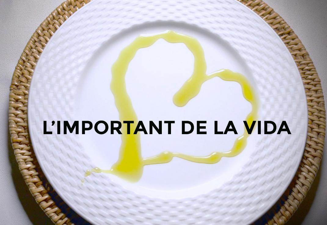 Divulguem i promocionem els valors saludables de l'oli d'oliva verge extra D.O.P Les Garrigues