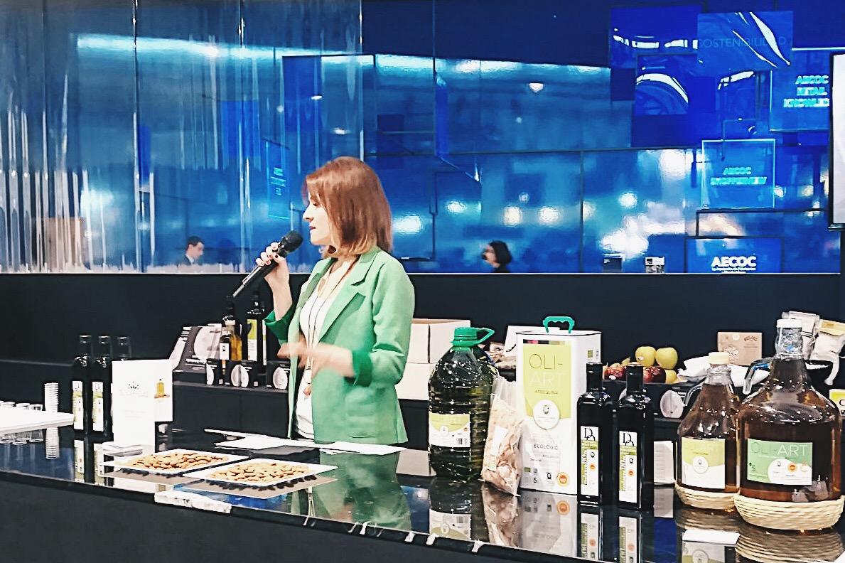 FSO Garrigues estrena la nova imatge corporativa a Alimentària