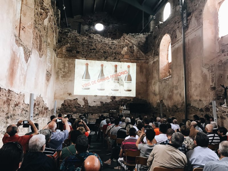 La Vinícola del Priorat presenta 4 nous vins de vila  en un acte celebrat a la Cartoixa d'Escaladei