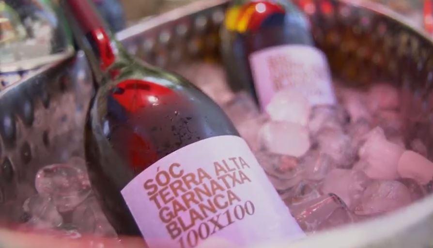 Els vins de la DO Terra Alta col·laboren al programa de ràdio 'El vermut de RAC105', amb en Llucià Ferrer