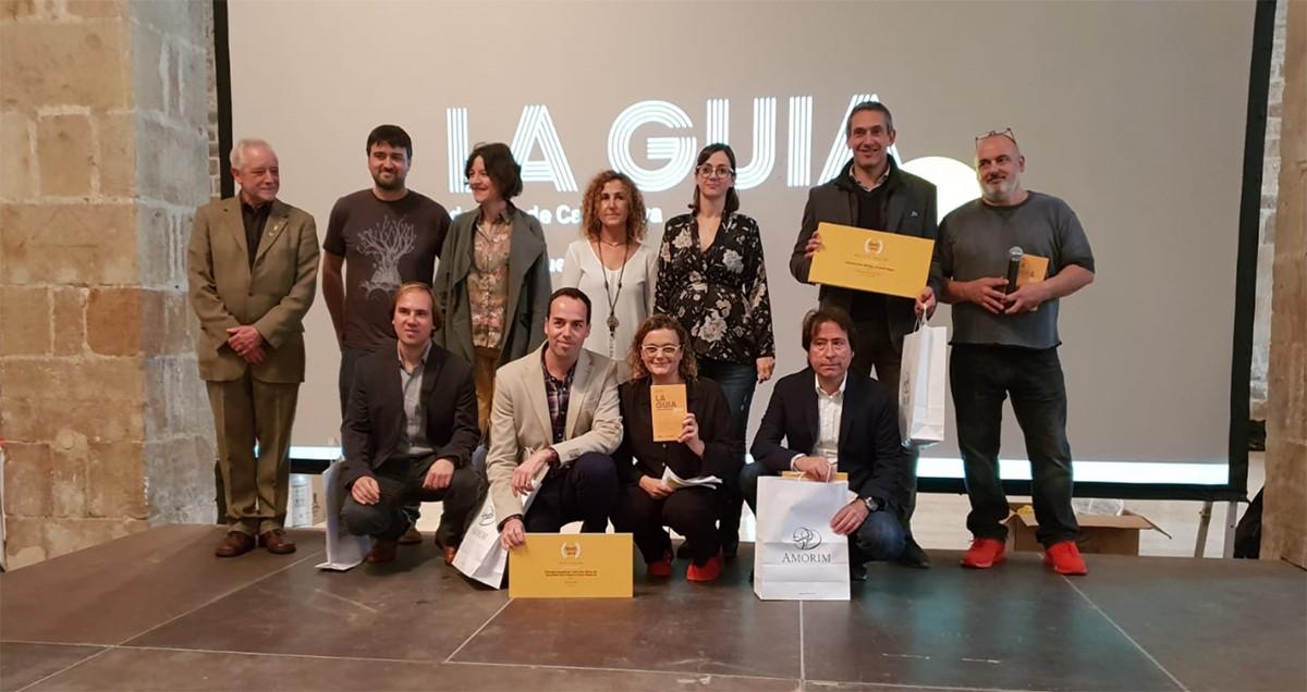 El Vi Picapoll Negre 2015 d'Oller del Mas, Millor Vi de la Guia de Vins de Catalunya 2019