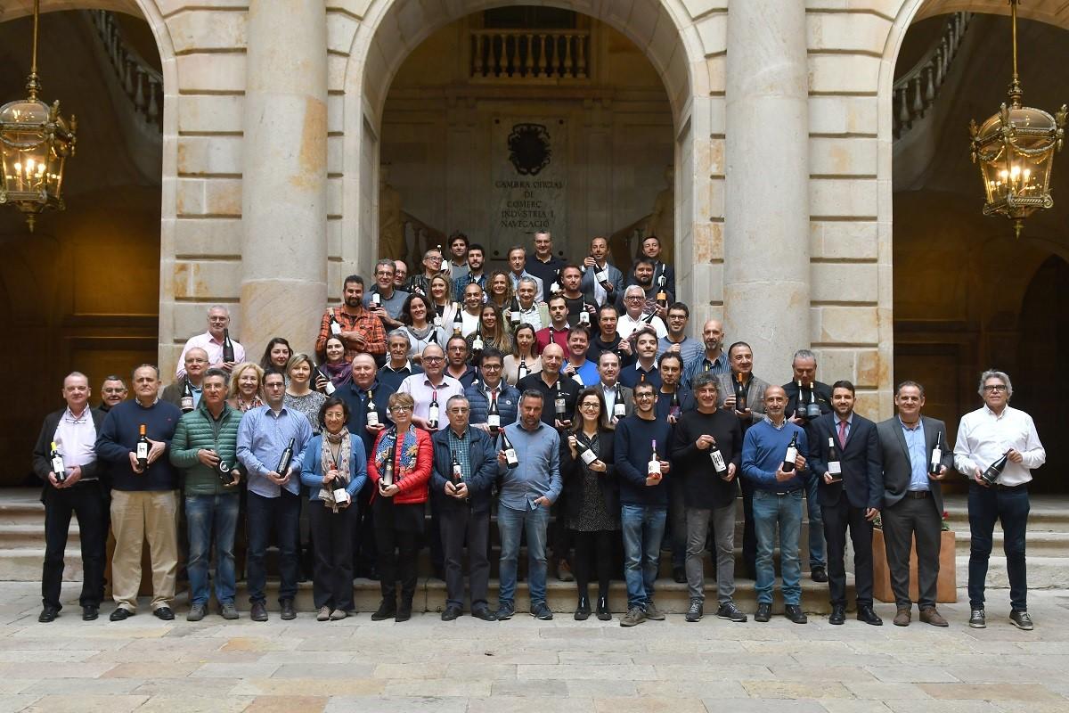 Més de 600 professionals tasten els vins Montsant a Barcelona