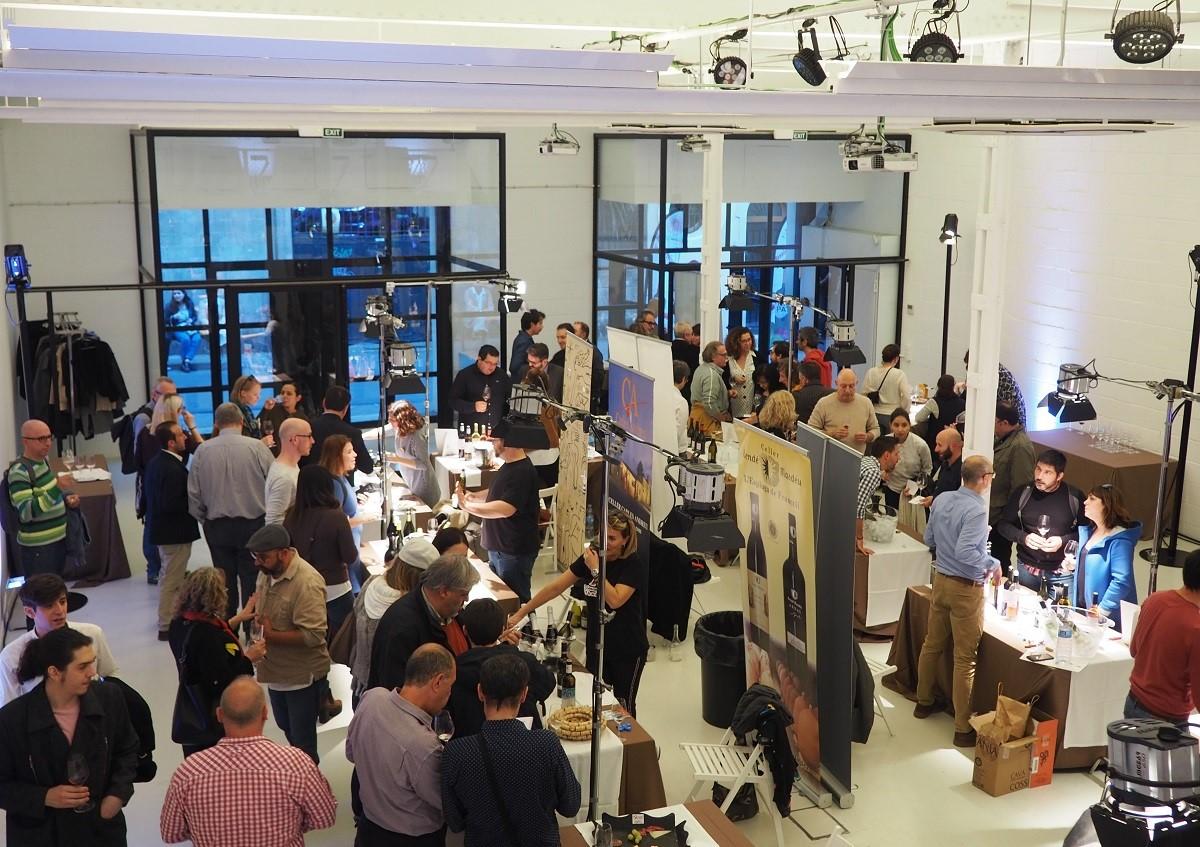 Más de 200 profesionales se dejan 'concarir' por los vinos de la DO Conca de Barberà