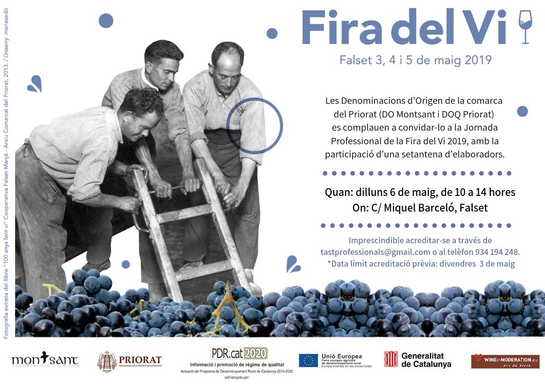 [:ca]Fira del Vi de Falset 2019[:es]Feria del Vino de Falset 2019[:]