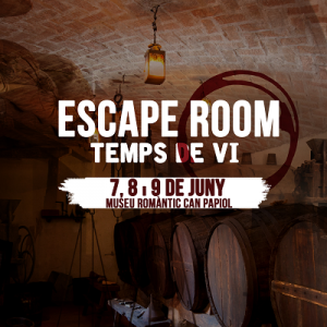 [:ca]Escape Room de la DO Catalunya a la Fira Temps de Vi[:es]Escape Room de la DO Catalunya en la Feria Temps de Vi[:]