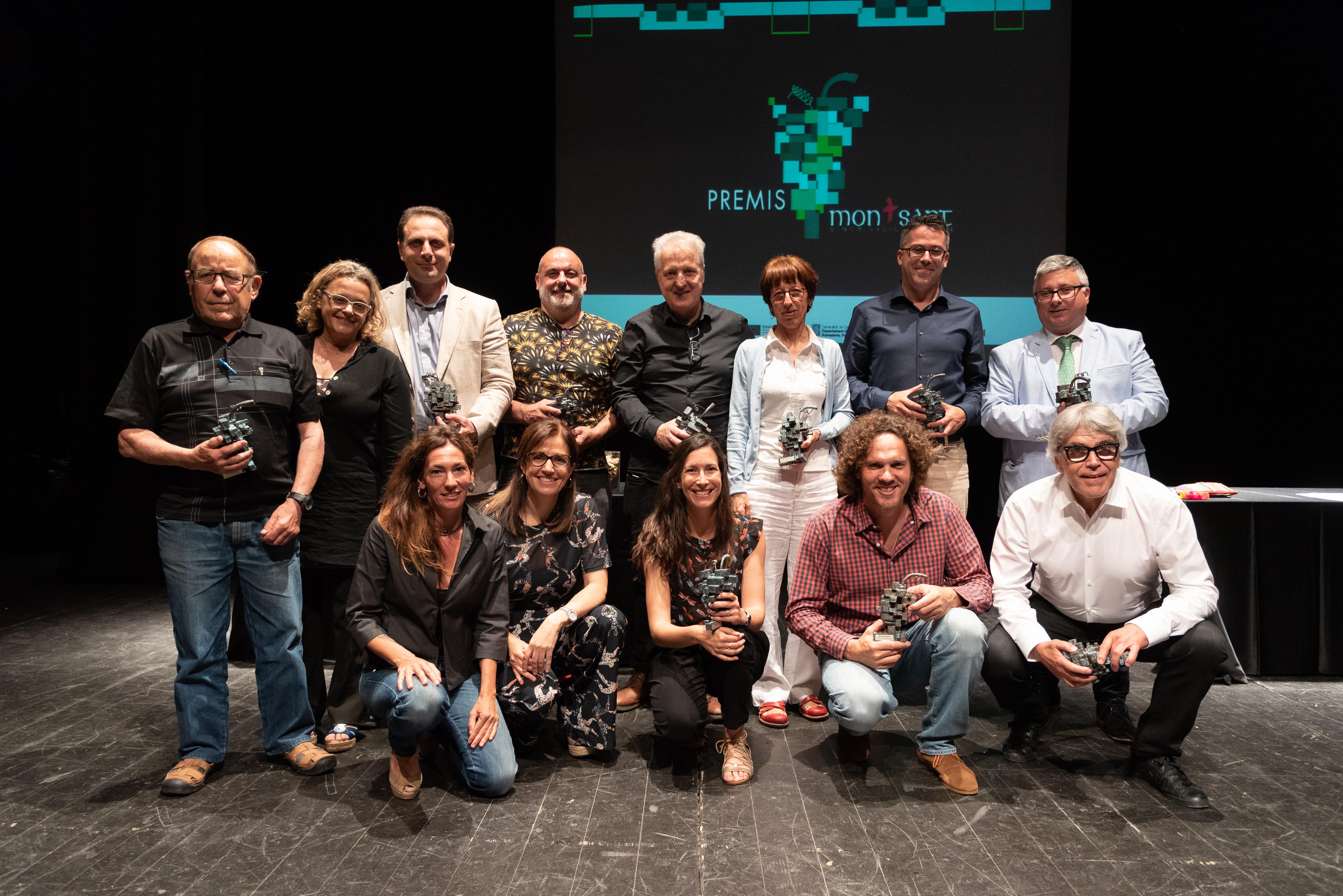 La DO Montsant celebra la 2ª edición de sus premios con una emotiva gala en Falset