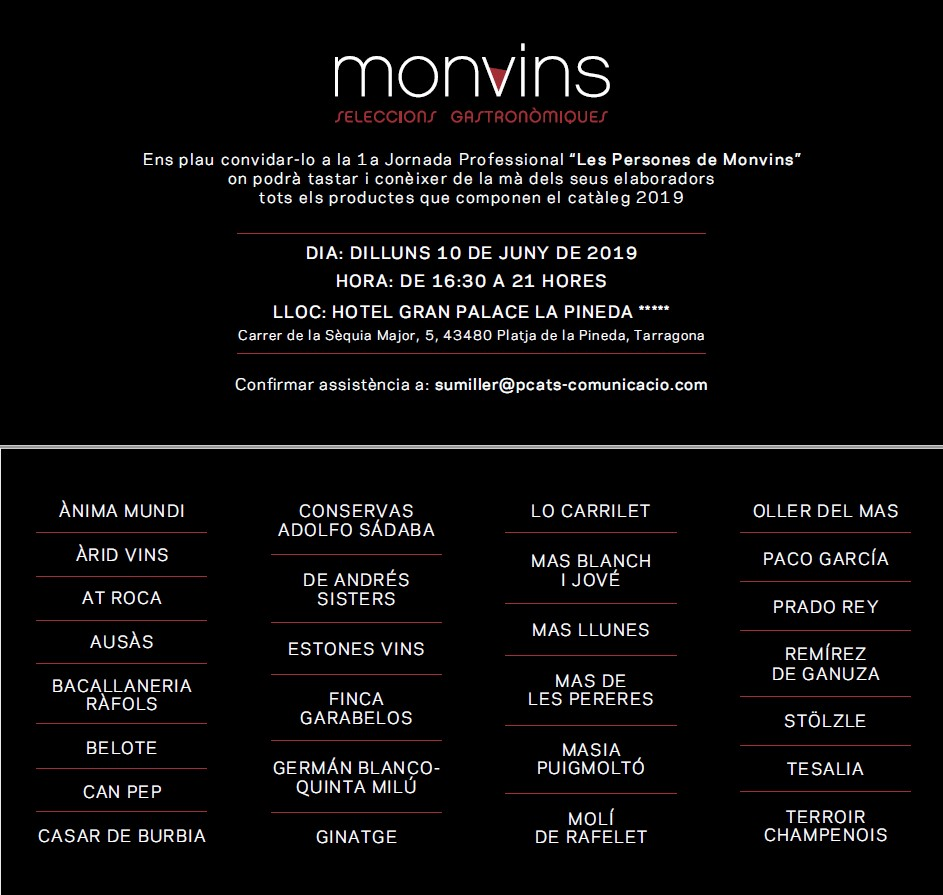 """[:ca]Jornada professional """"Les Persones de Monvins""""[:es]Jornada profesional """"Les Persones de Monvins""""[:]"""