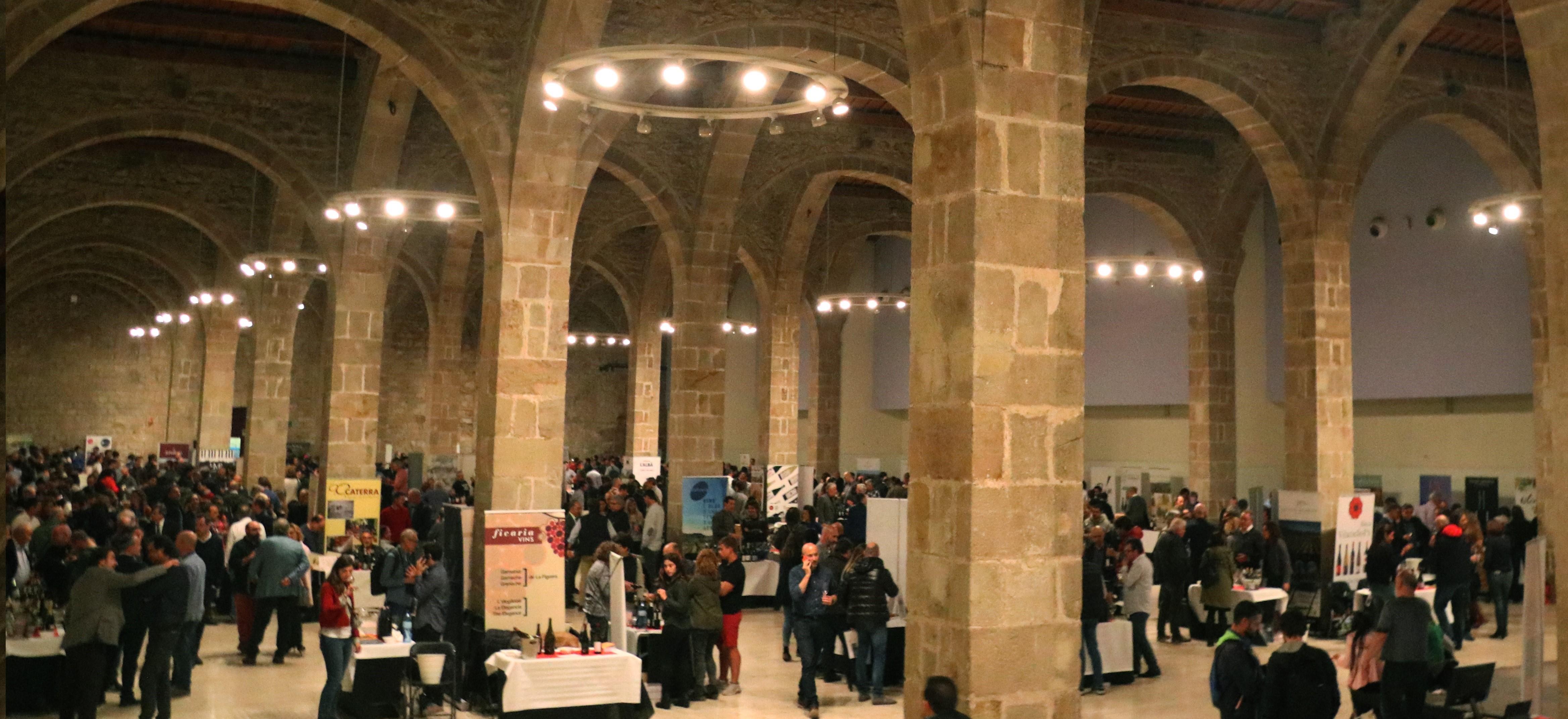 La Fiesta de la 12ª Guia de Vins de Catalunya contará con los mejores vinos del año