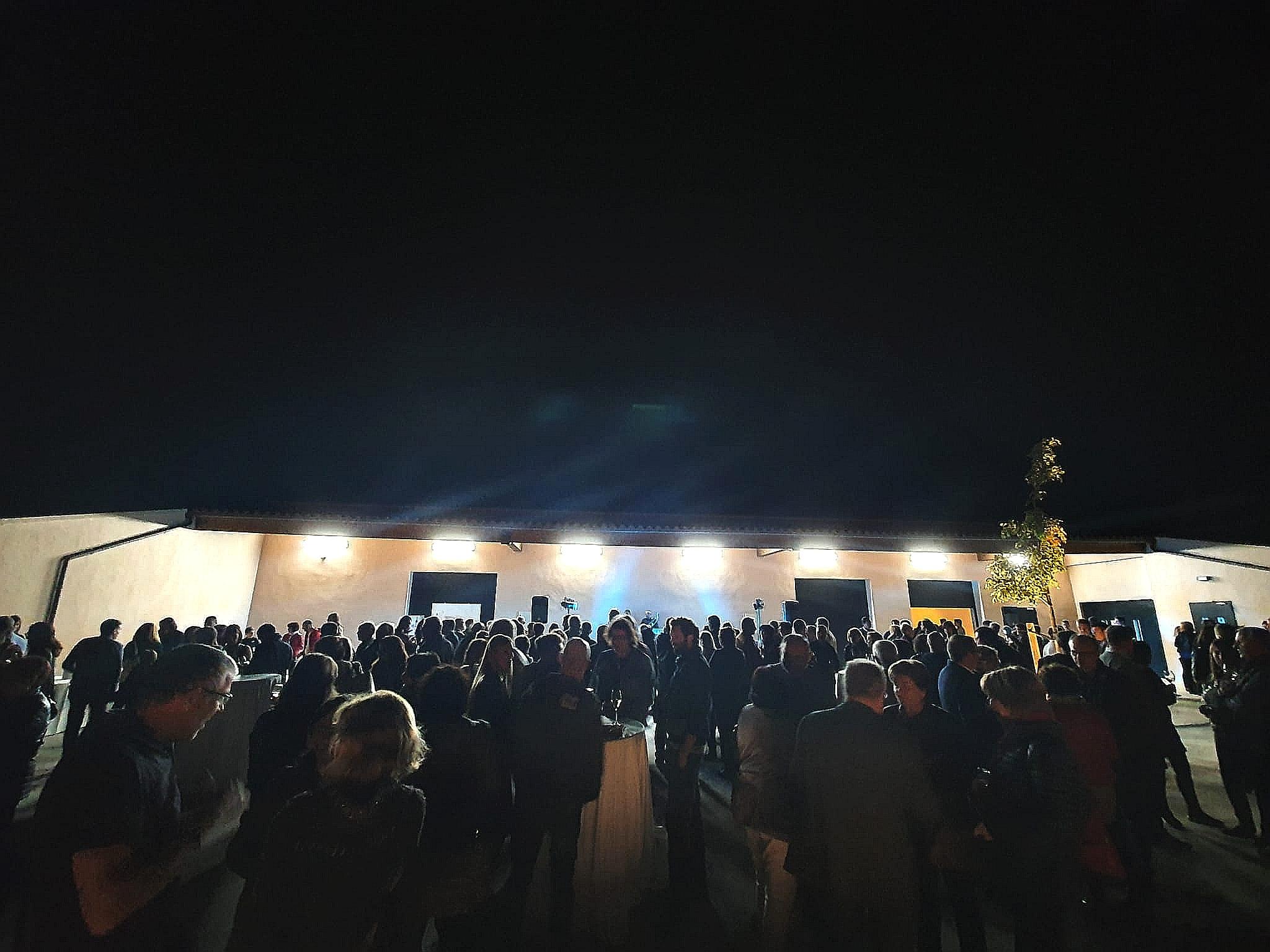 "Éxito de asistencia a la presentación de ""Diferents"", el primer espumoso de la bodega Les Vinyes del Convent"