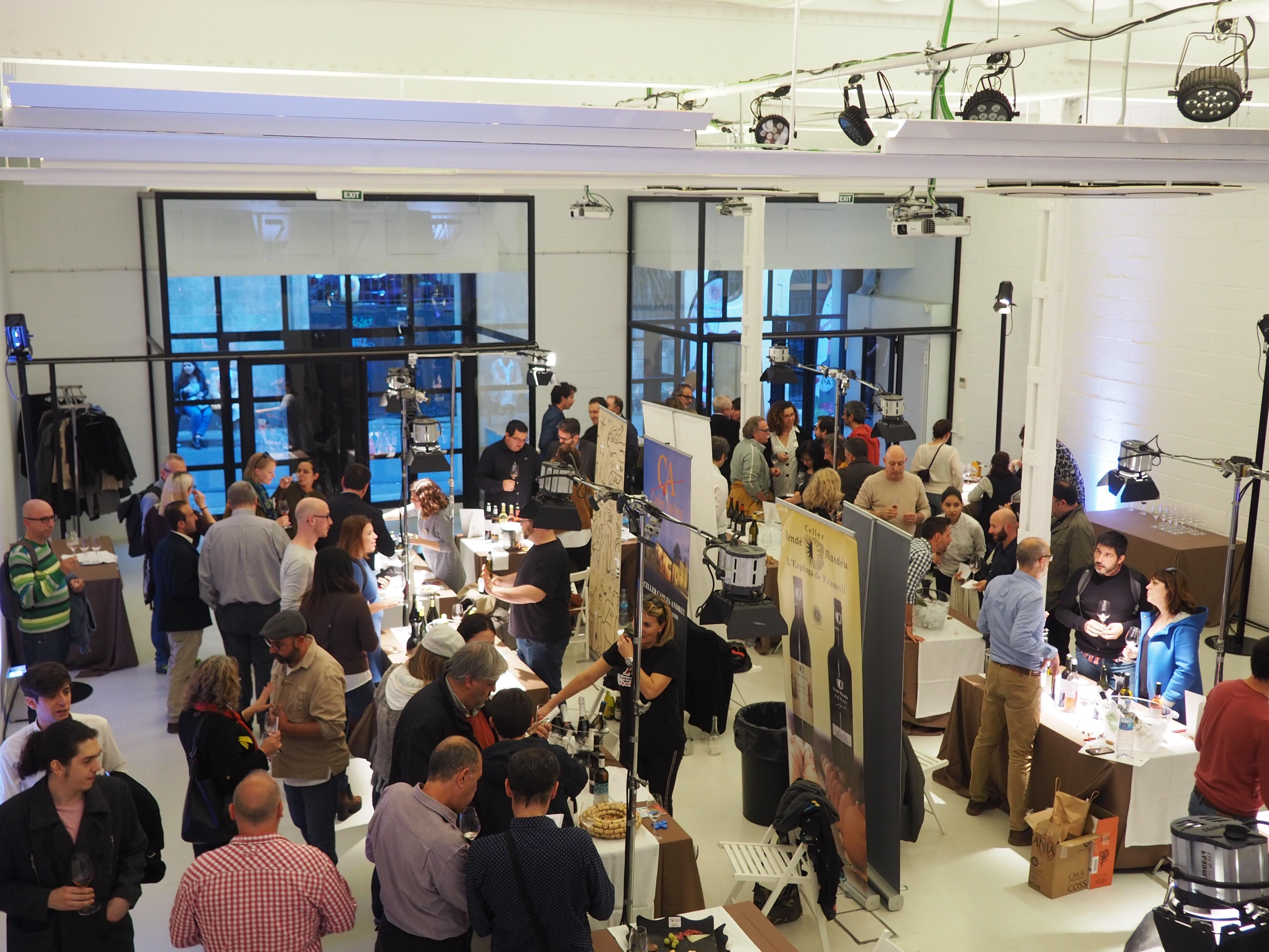 Los vinos de la DO Conca de Barberà quieren conquistar Barcelona un año más