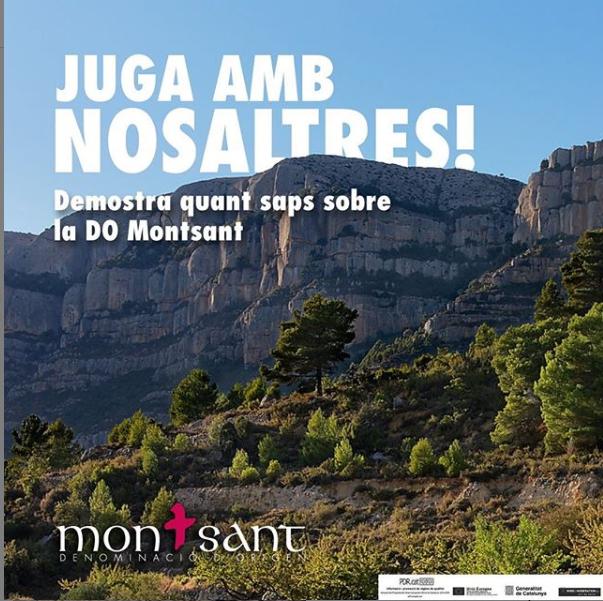 Iniciativa a les xarxes de la DO Montsant