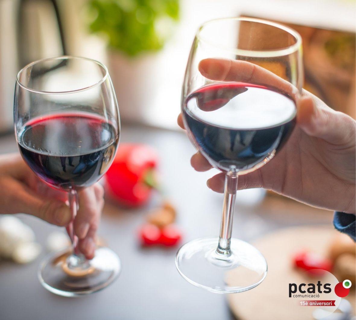 Continua creixent el consum de vi català amb DO a Catalunya amb una quota de mercat del 41,3%
