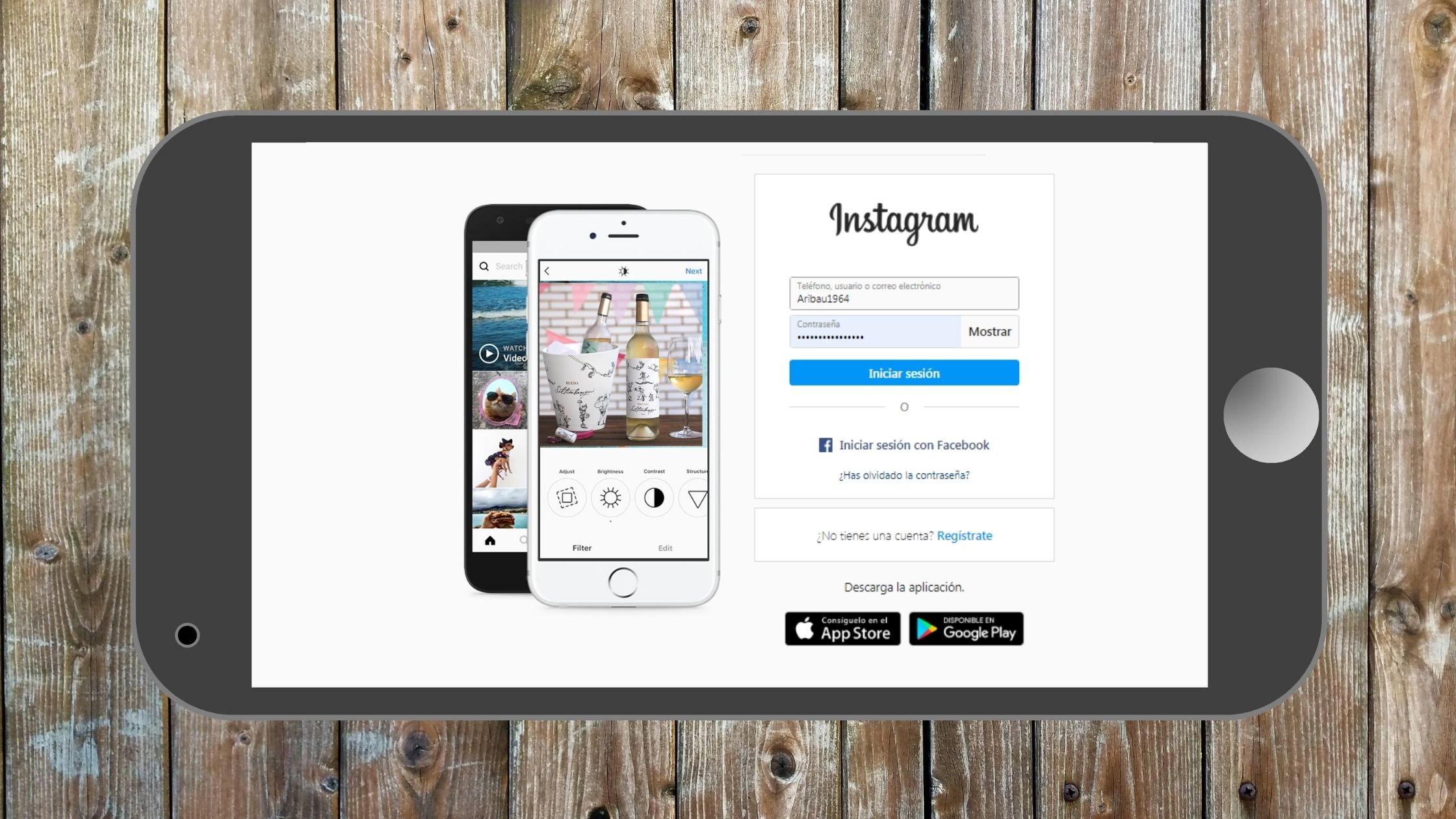 Aribau estrena nou Instagram