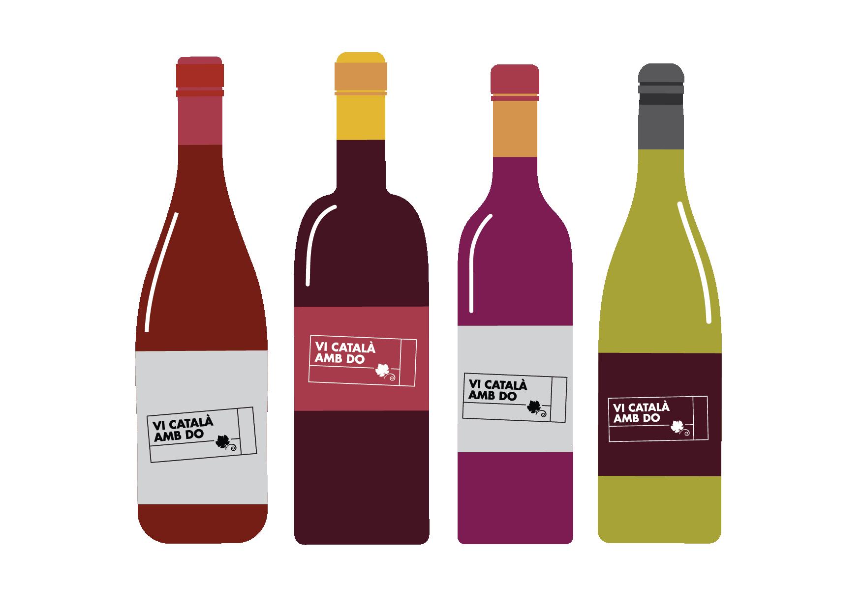 El concurs per dissenyar etiquetes de vi català amb DO aconsegueix més de 1.500 votacions en dos dies