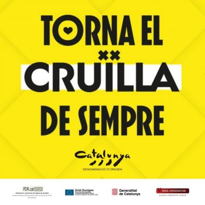 Col·laboració DO Catalunya al Festival Cruïlla 2021