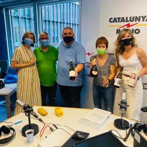 Las agencias del vino a Cat Ràdio