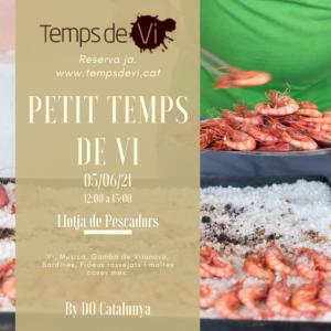 Petit Temps de Vi by DO Catalunya